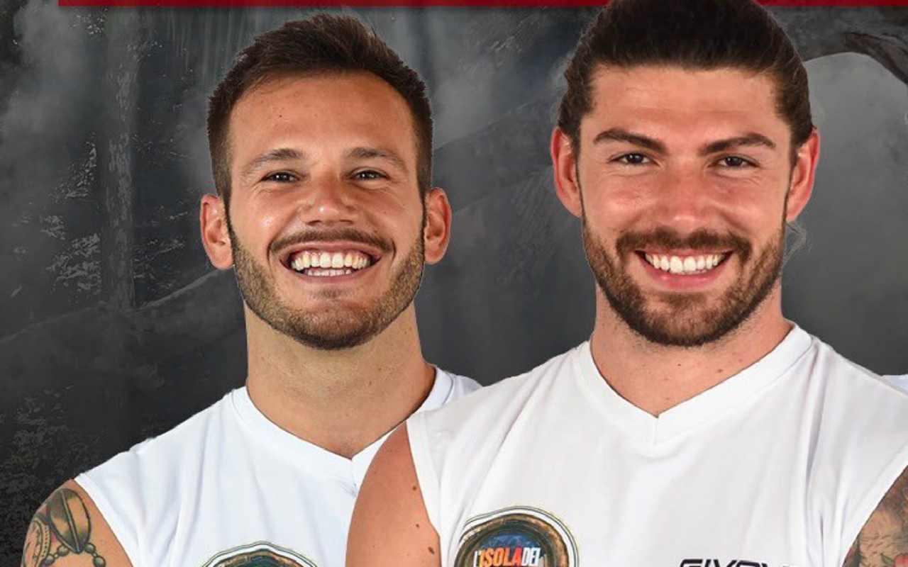 Ignazio Moser e Matteo Diamante