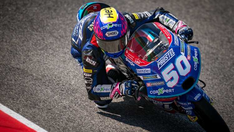 Jason Dupasquier KTM