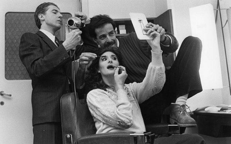Massimo Lopez, Tullio Solenghi e Anna Marchesini
