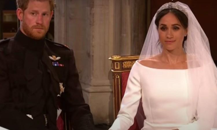 Principe Harry e Meghan