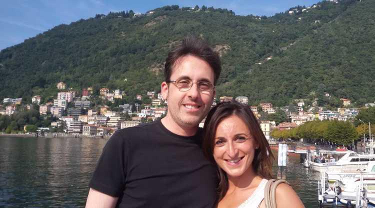 Roberta Pistolato e Angelo Vito Gasparro