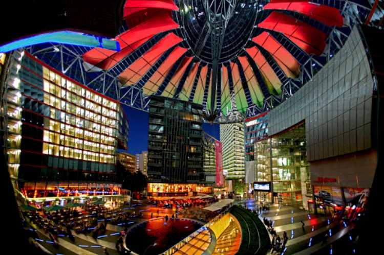 Sony Center di Berlino