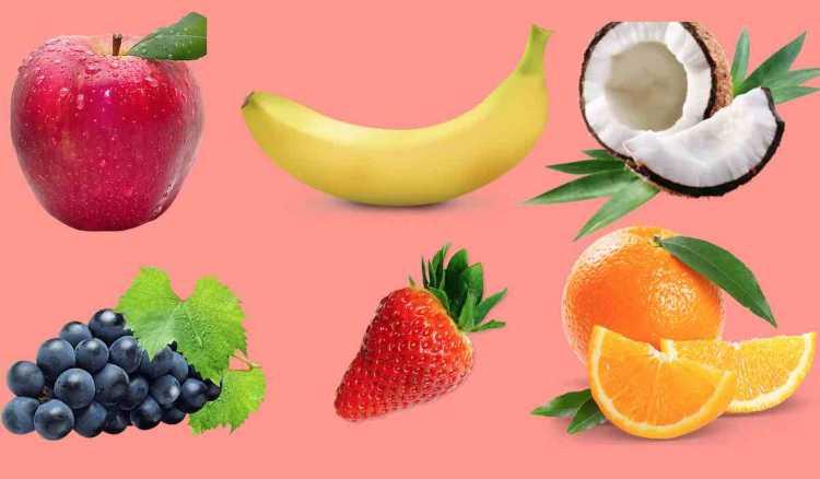 Test frutta