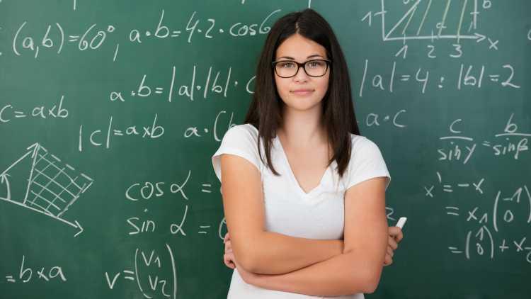 Test matematica equazione