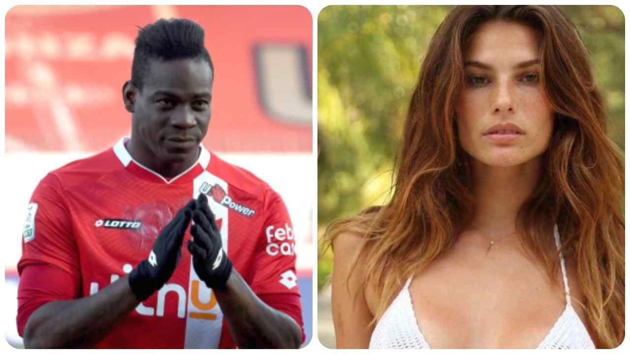 Mario Balotelli parla per la prima volta del presunto flirt con Dayane Mello: le sue parole
