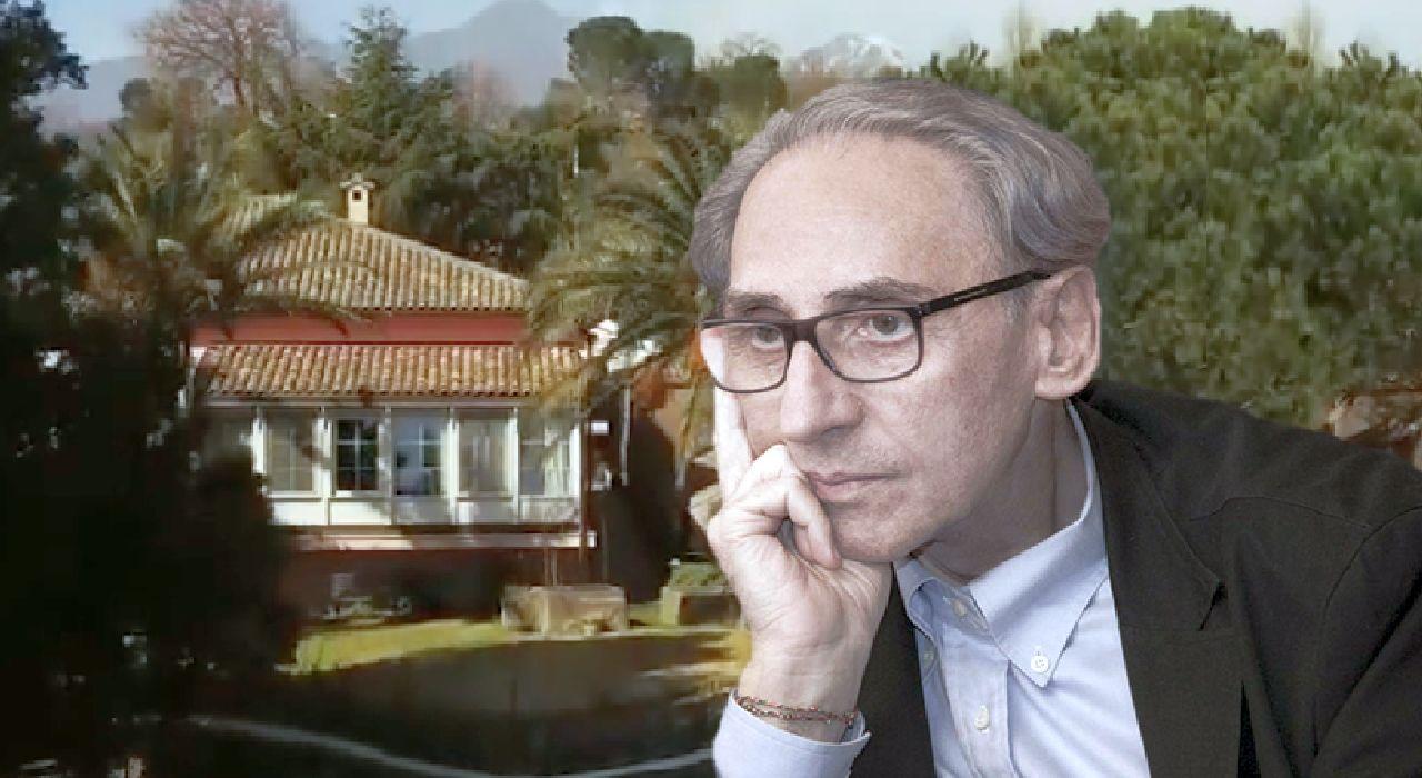 Franco Battiato e il caso della sua villa in vendita. Le parole del fratello
