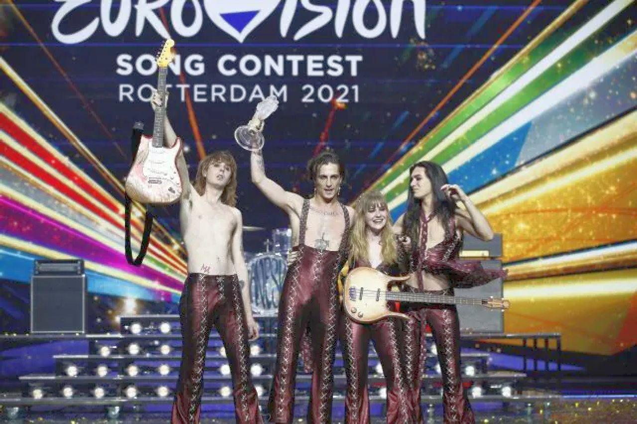 Eurovision, l'Italia è pronta dopo la vittoria dei Maneskin: Roma si candida