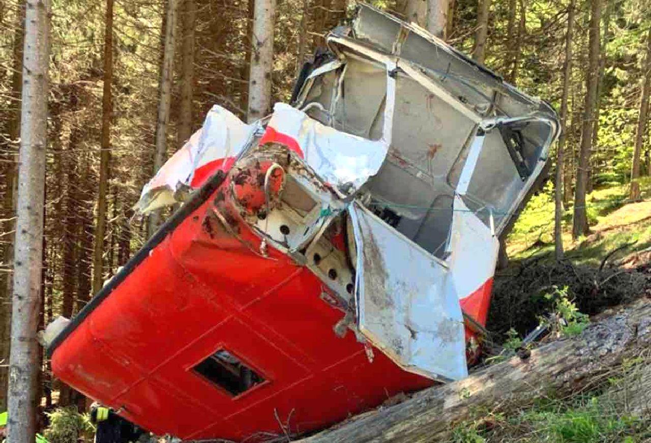 """Funivia Stresa-Mottarone, un passeggero ha rinunciato a salire: """"Così mi sono salvato"""""""