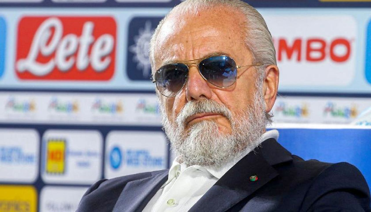 """""""Effetto Mourinho"""", anche De Laurentiis vuole un grande allenatore: il nome"""