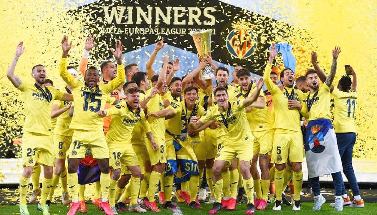 Europa League, il Villarreal che vince ai rigori col portiere la risposta alla Superlega