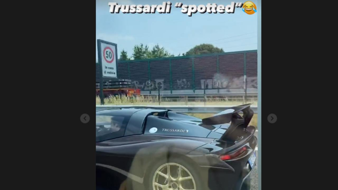 Automobile Trussardi