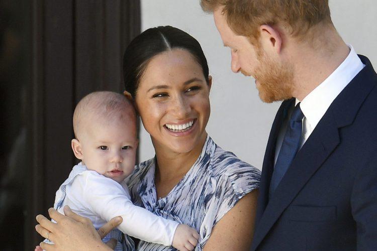 Harry e Meghan figlia