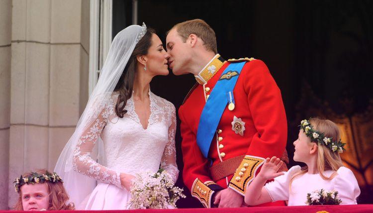 Il principe William e Catherine Middleton