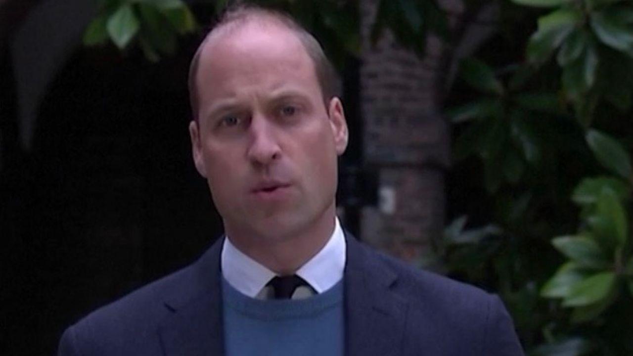 Il principe William, primogenito dell'erede al trono d'Inghilterra