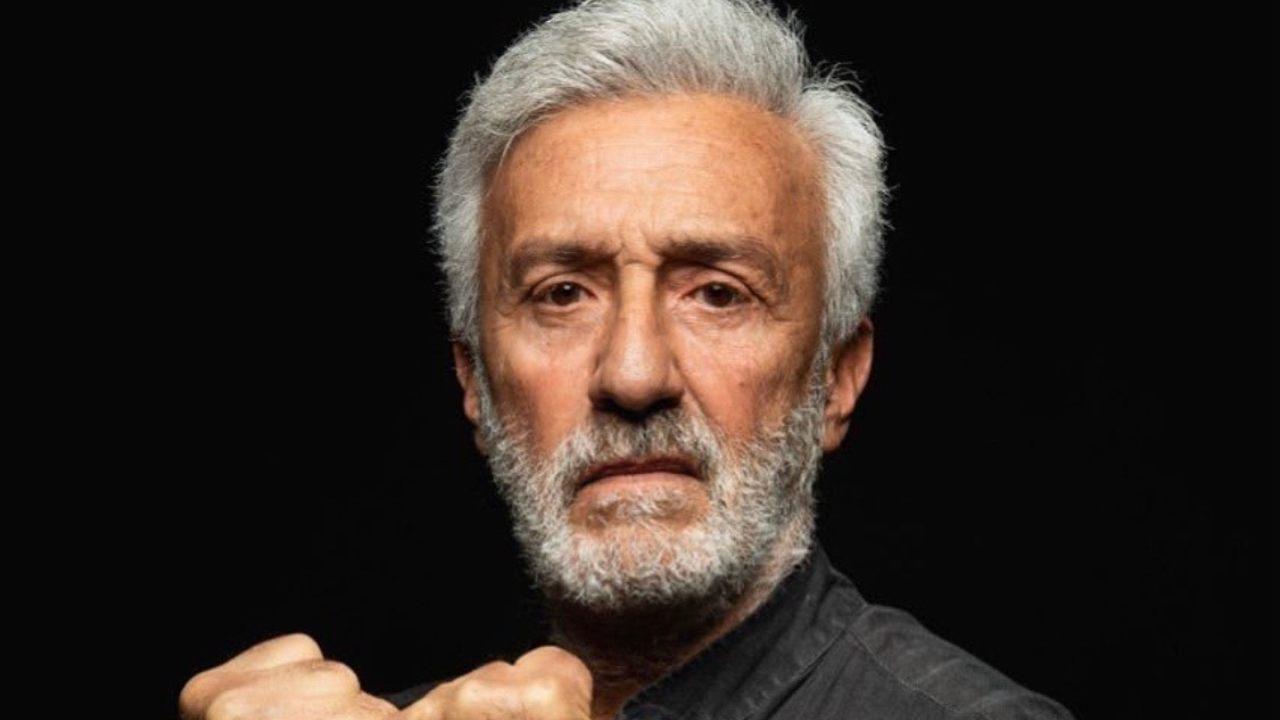 L'attore Patrizio Rispo