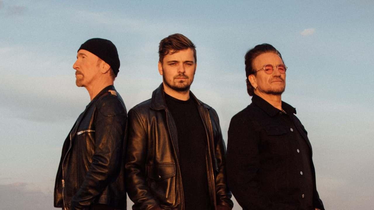 Martin Garrix e Bono