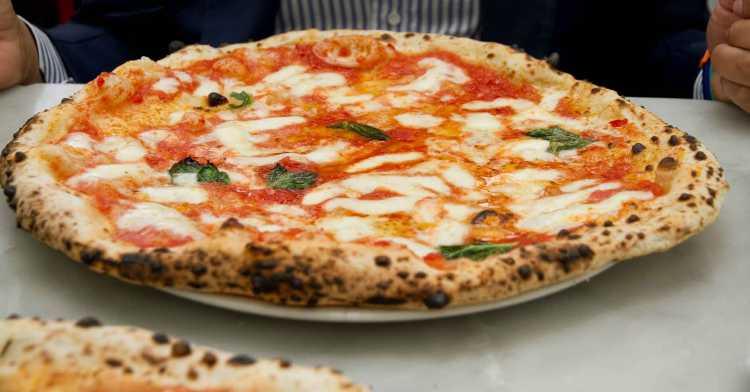 Pizzeria da Michele a Napoli