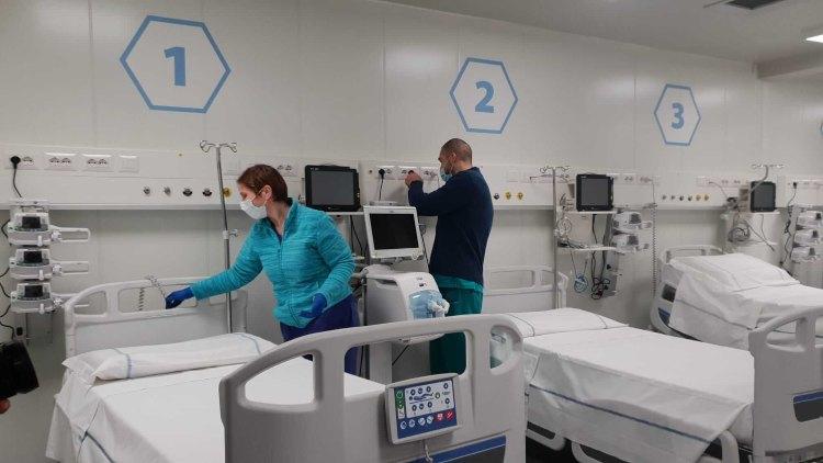 Terapia intensiva ospedale