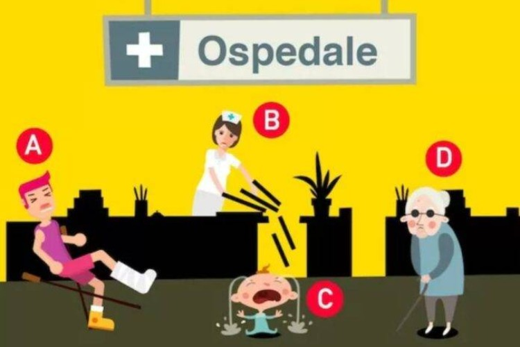 Test ospedale
