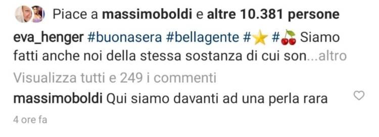 Commento Boldi