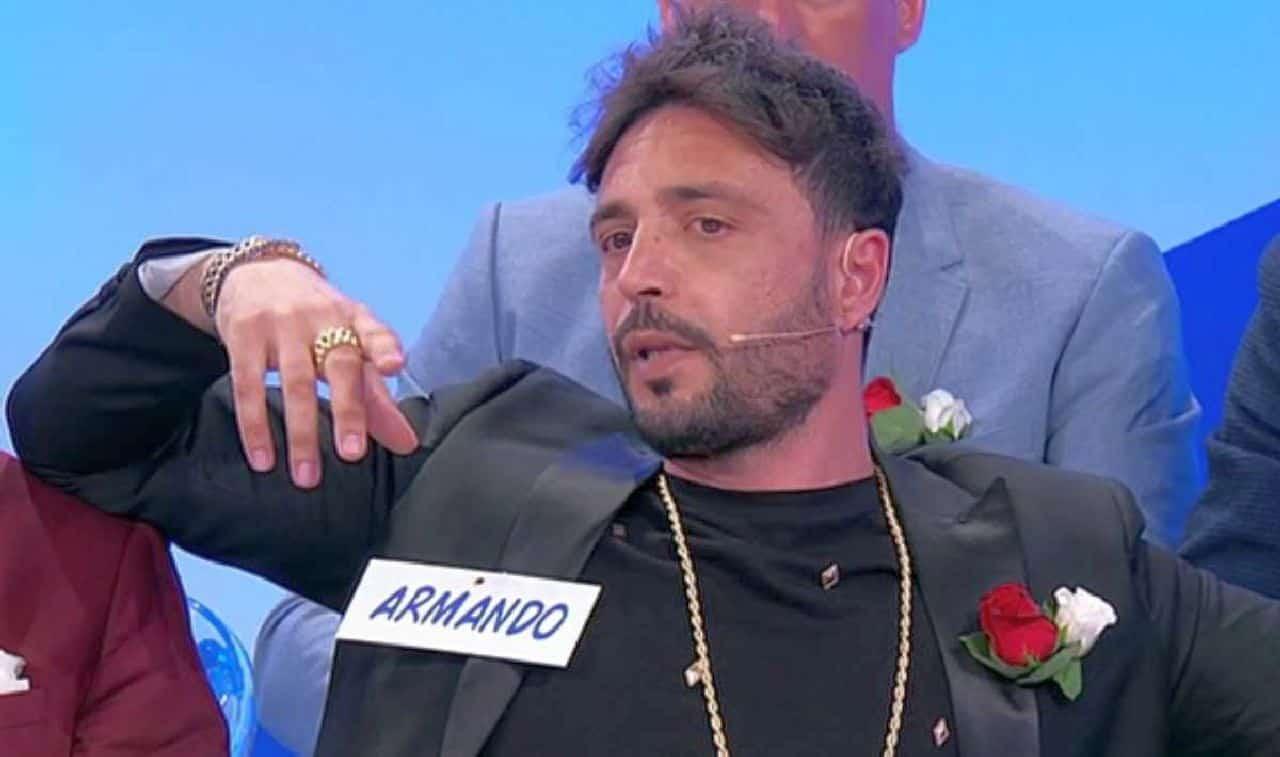 Armando Incarnato ritrova il suo amore fuori da Uomini e Donne