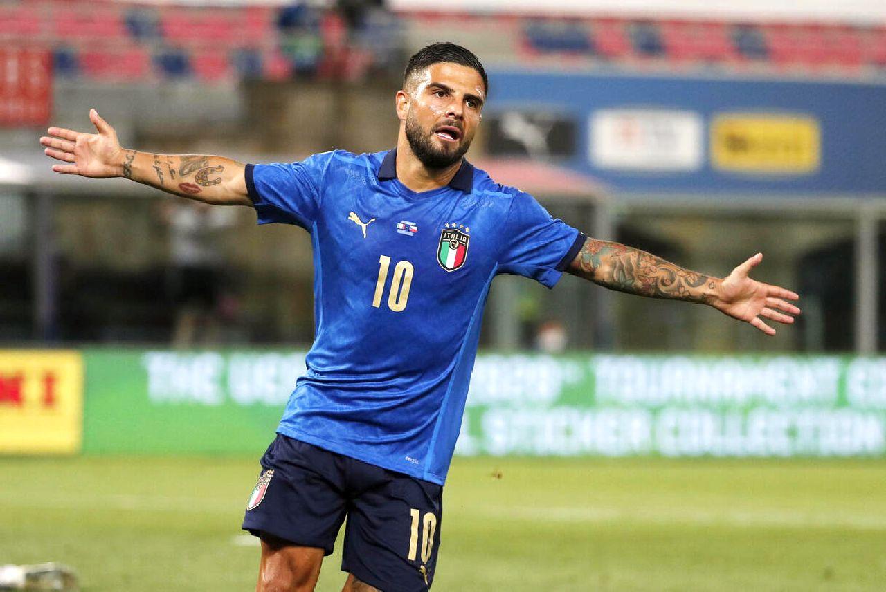 Lorenzo Insigne incanta l'Italia, ma col Napoli non rinnova: il motivo