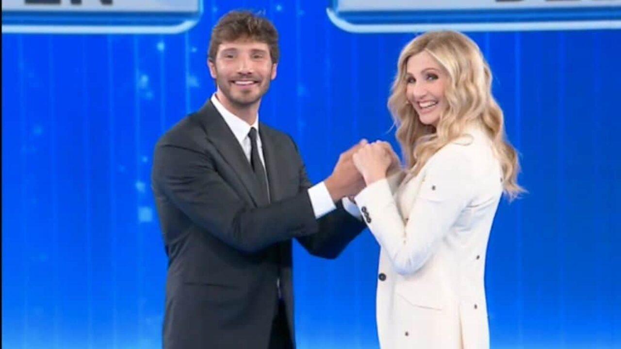 Lorella Cuccarini e Stefano De Martino