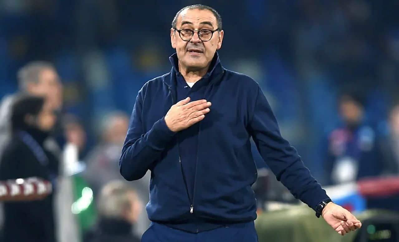 Sarri alla Lazio, la reazione dei tifosi del Napoli è sorprendente