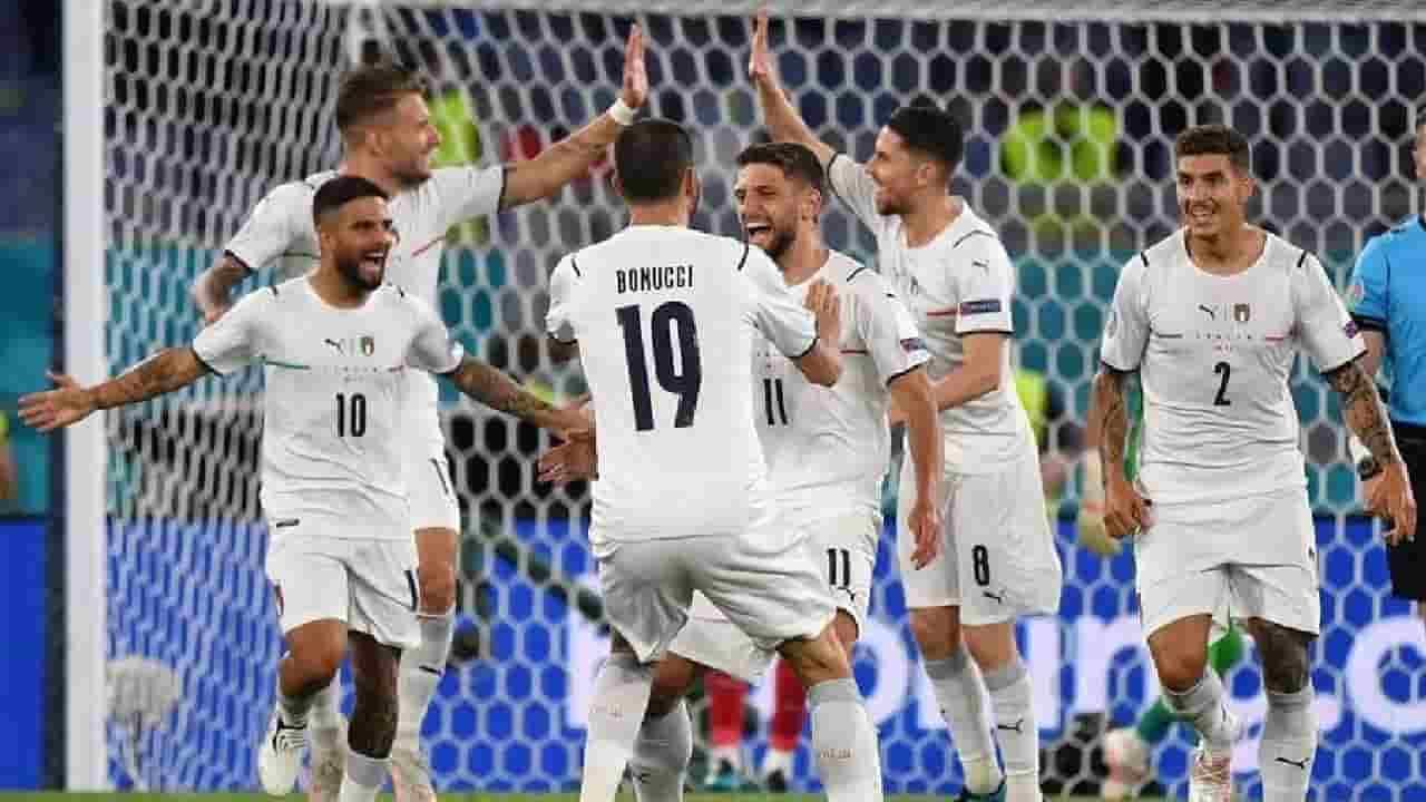 Euro2020, la Nazionale incolla mezza Italia alla tv: l'incredibile dato Auditel