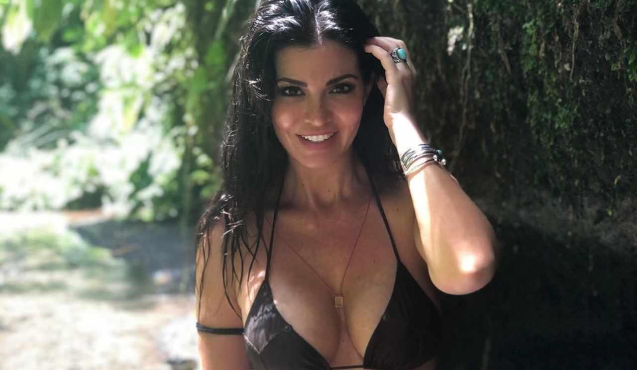 Laura Torrisi senza veli