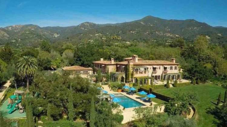 Casa Montecito Harry e Meghan