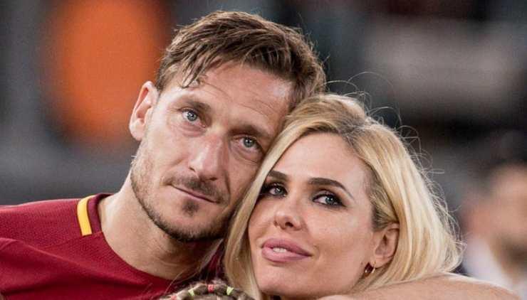L'addio al calcio di Totti