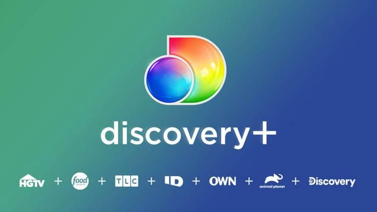 Logo Discovery+