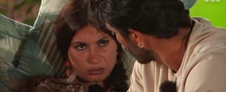 Manuela e Luciano a Temptation