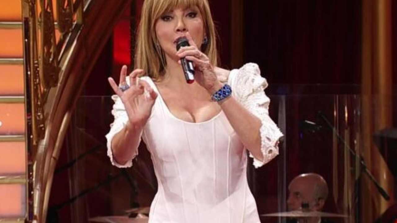 Milly Carlucci a Ballando con le stelle