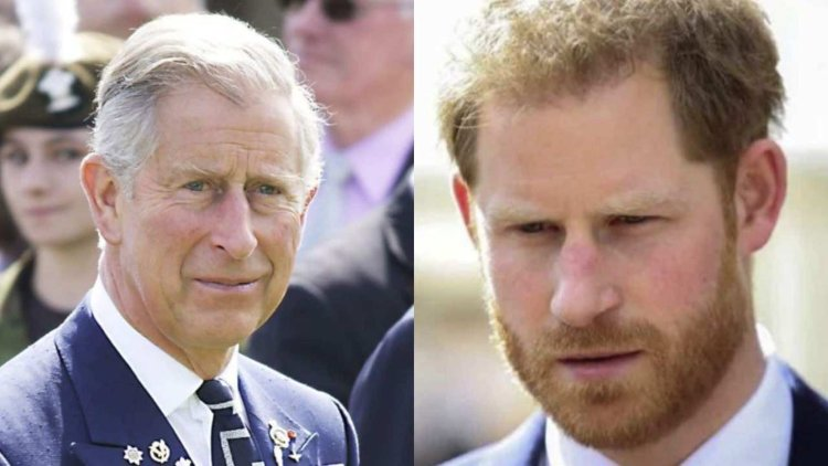 Principe Carlo ed Harry