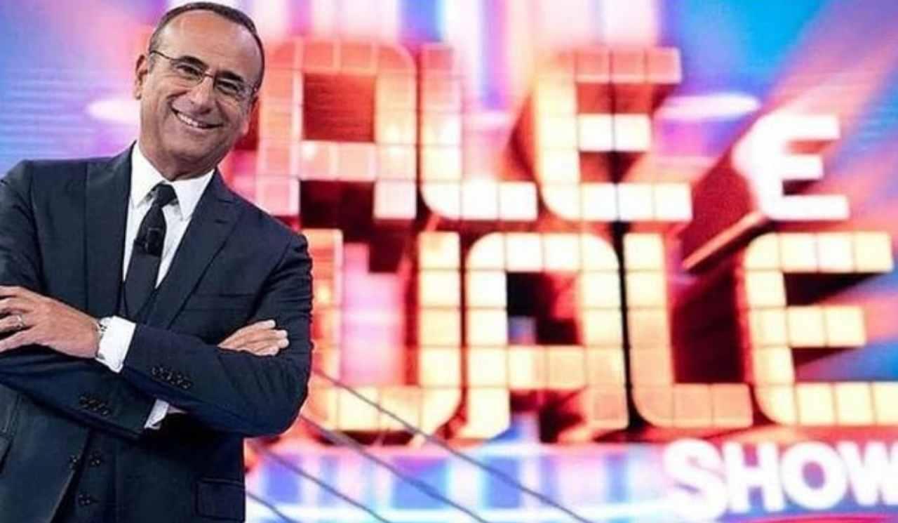 Tale e Quale show Carlo Conti