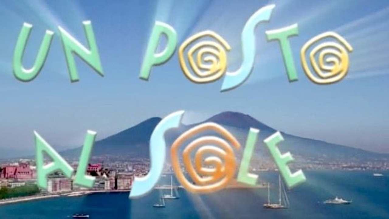 Un posto al sole logo