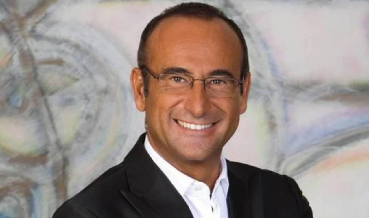 Carlo Conti Carolina Rey