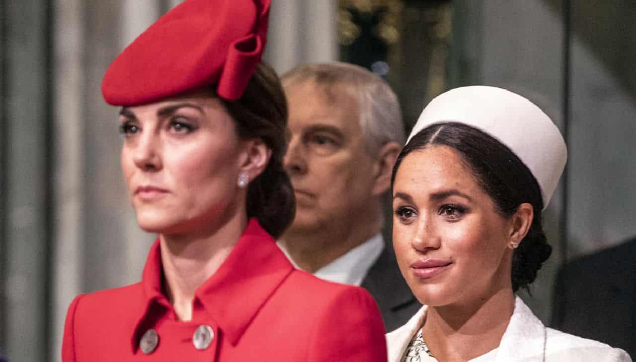 Kate Middleton e Meghan Markle, piano diabolico contro William e Harry