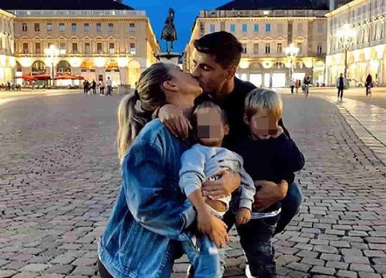 Paura per Morata, e la moglie Alice Campiello: tutto dopo Italia-Spagna