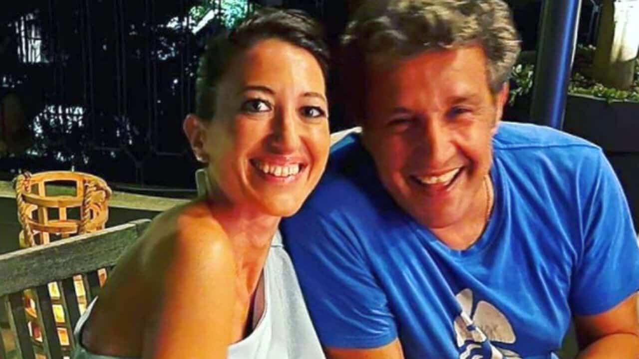 Flavio Insinna, la verità che nessuno si aspettava sulla fidanzata Adriana Riccio