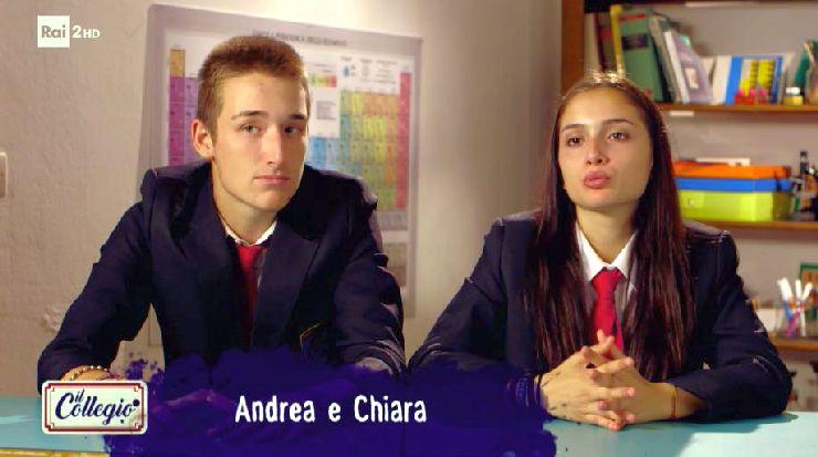 Chiara e Andrea