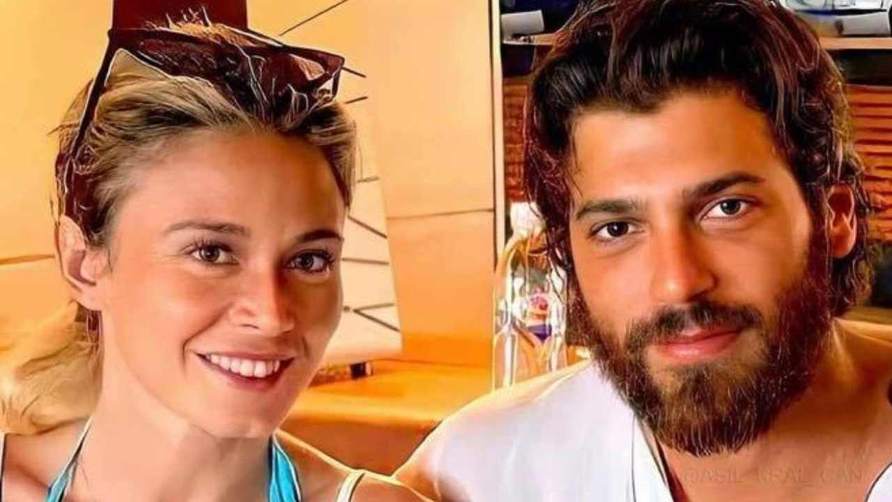 Can Yaman e Diletta Leotta