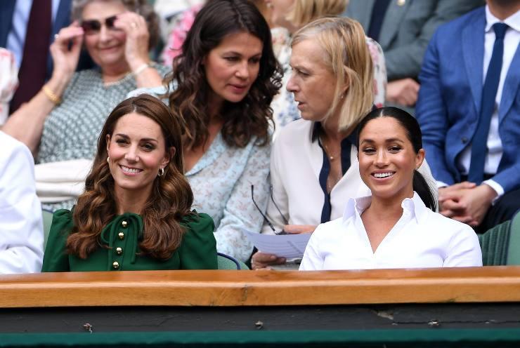 Le cognate a Wimbledon