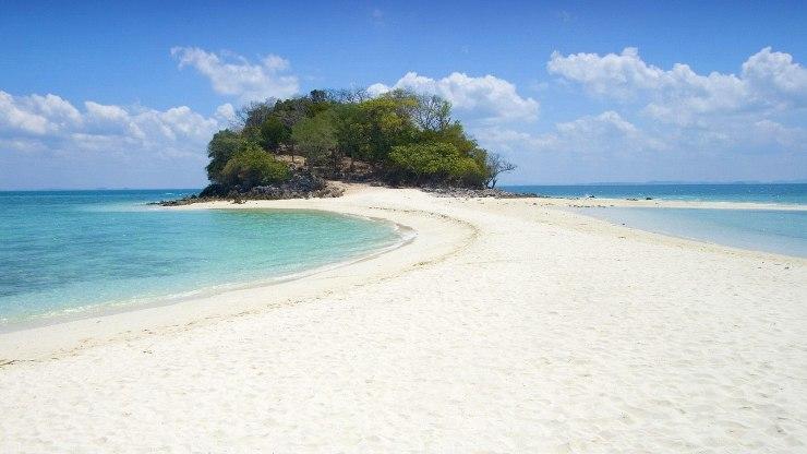 Sabbia bianca