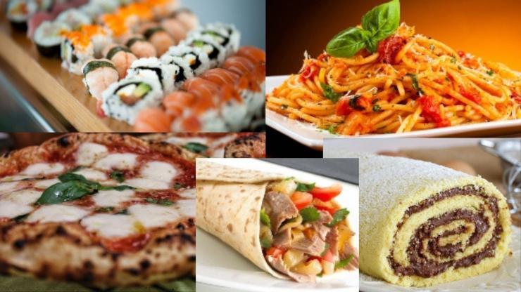 Test cibo preferito
