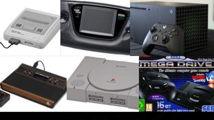 Test console preferita