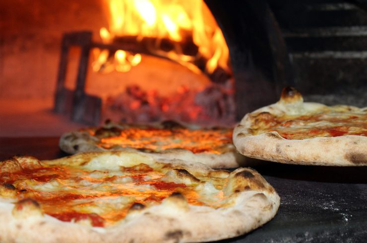 Test pizza preferita