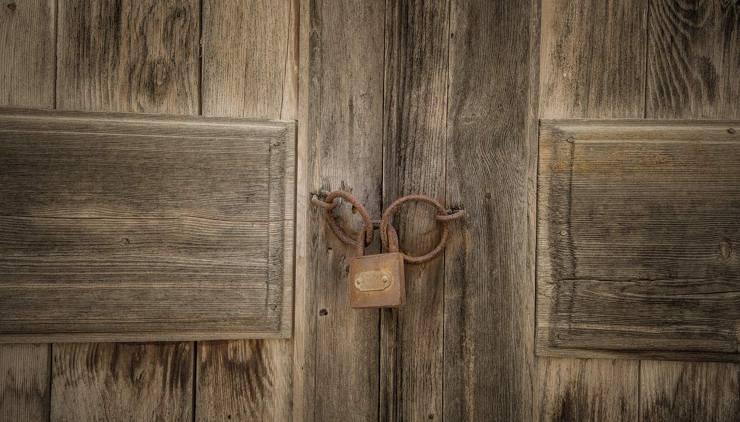 Test porta chiusa